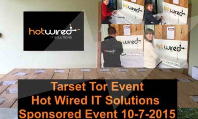 Tarset Tor Event – Hot Wired IT Solutions Sponsored Event 10-7-2015